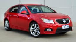 2013 Holden Cruze SRi-V Automatic Hatch Review