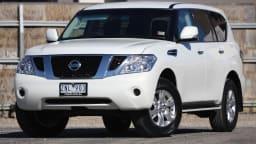 2013 Nissan Patrol ST-L Snapshot Review
