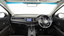 Honda HR-V VTi interior