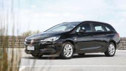 2018 Holden Astra Sportwagon LT new car review