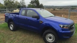 Work and play: Ford's Super Cab Ranger balances well-honed dynamics with excellent load carrying ability.