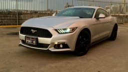 2016 Ford Mustang EcoBoost Coupe REVIEW | Better Balanced, Great Price