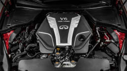 Production Of Infiniti Q50 And Q60 Twin Turbo V6 Engine Begins
