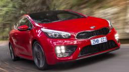 Proceed GT: Kia Australia Shooting For Triple Figures