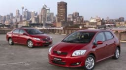 Toyota Corolla starts the year as a best seller
