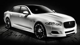 Jaguar XJ75 Platinum Custom Debuts At Pebble Beach Concours d'Elegance