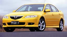 2002 Mazda6