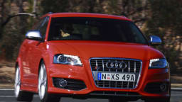 2009 Audi S3 Sportback Now Available With     S tronic Transmission