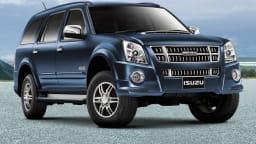 2014 Isuzu D-Max SUV: Unique Design, Cleaner Diesel Engine