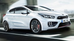 Kia Launches Hot Hatch Assault With New Pro_Cee'd GT