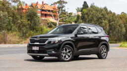 2020 Kia Seltos Sport+ AWD review