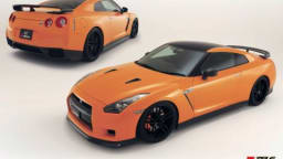 Zele Unveils R35 GT-R 'Complete Edition' In Tokyo