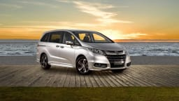 Honda Jazz And Odyssey Updated For 2017