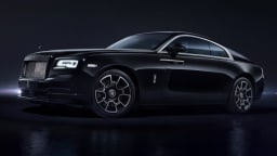Rolls-Royce has added the new Black Badge series Ghost and Wraith to its range to appeal to younger, edgier buyers.
