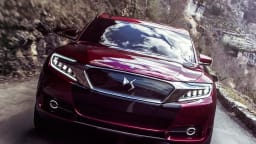 Citroen Readying New SUV And Small Sedan For DS Range: Report
