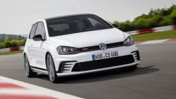 Volkswagen Adds Manual Transmission To Golf GTI 40 Years Edition