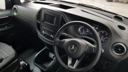 2017 Mercedes-Benz Vito.