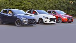 Mazda To Show Tuned MX-5, CX-3, Mazda2 At 2015 Tokyo Auto Salon