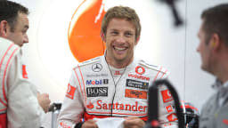 F1: Button Not Ready To Back Hamilton, Only 'Disaster' Can Take Title From Alonso