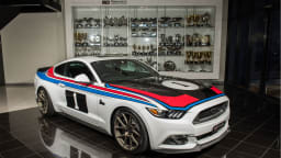 Tickford Celebrates Aussie Motorsport History With Special Edition Moffat Mustang