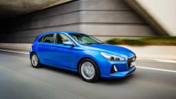Hyundai upgrades i30 range