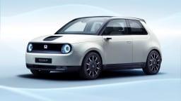 Honda E Prototype revealed