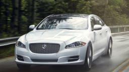 2013 Jaguar XJ Adds New Supercharged V6, All-Wheel-Drive