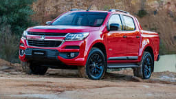 End Of The Road For Holden Colorado As GM And Isuzu Part Company