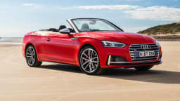 2018 Audi S5 Cabriolet First Drive REVIEW - A Polite Midsize Sun-Soaker That's Also A Sports Car