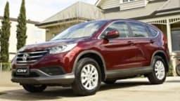 New car review: Honda CR-V VTi 2WD