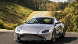 2018 Aston Martin Vantage Unveiled Overseas