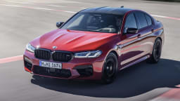 2021 BMW M5 Competition price and specs: new looks, upgraded drive