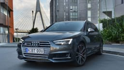 2017 Audi S4 Avant Review   Practical Performance Wagon Leaves SUVs In Its Dust