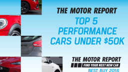 TMR Best Buy 2016 - Top 5 Performance Cars Under $50,000 - Mazda MX-5, Subaru WRX, Volkswagen Polo GTI, MINI John Cooper Works, Ford Focus ST