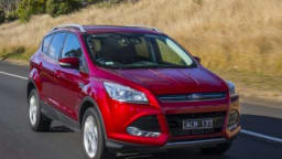 Ford Kuga Trend.