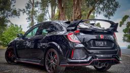2018 Honda Civic Type R