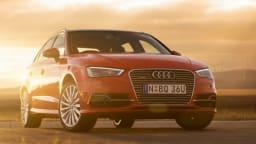 Audi's first plug-in hybrid, the A3 Sportback e-tron