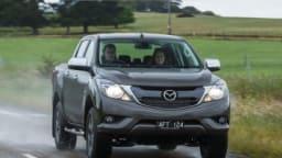 Ute Comparion review: Mazda BT-50