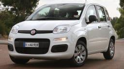 2014 Fiat Panda Review: Pop Manual