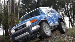 Toyota FJ Cruiser Review