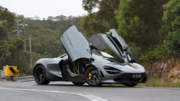 McLaren's 720S is one of the fastest cars in Australia.