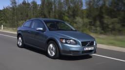 2008 Volvo C30 LE.