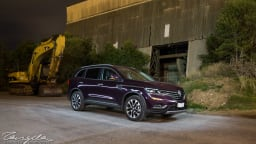 2018 Renault Koleos Initiale Special Edition Revealed