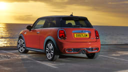 Mini ditches diesel-powered Coopers