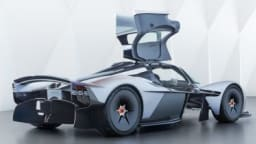 F1 for the road: Inside Aston Martin's Valkyrie