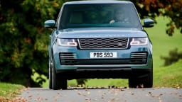 Range Rover considering two-door off-roader