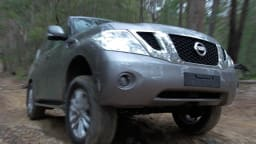 2012 Nissan Patrol Preview Drive