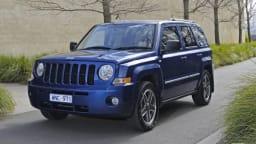 2009 Jeep Patriot.