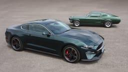 Ford Mustang Bullitt: Production extended, but not for Oz
