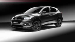 Honda reveals turbo HR-V